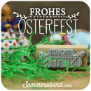 Midi-Stempel Frohes Osterfest