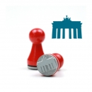 Mini-Stempel Brandenburger Tor