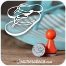 Mini-Stempel Flipflops