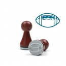 Mini-Stempel Football
