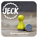 Mini-Stempel Jeck