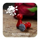 Mini-Stempel Rose