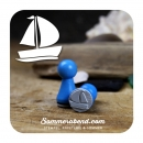 Mini-Stempel Segelboot 2