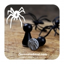 Mini-Stempel Spinne