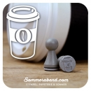 Mini-Stempel To-Go-Cup