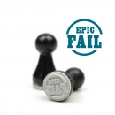 Mini-Stempel epic fail