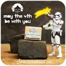 Midi-Stempel May the 4th be with you