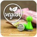 Mini-Stempel vegan