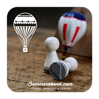 Mini-Stempel Ballon