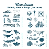 Clearstamps Berge