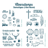 Clearstamps Sonstiges 10x10cm