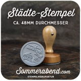 TOLLE STEMPEL